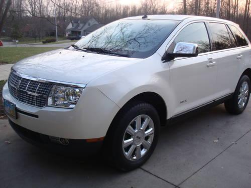 2007 lincoln mkx suv very nice 59k mi for sale in mansfield ohio classified. Black Bedroom Furniture Sets. Home Design Ideas