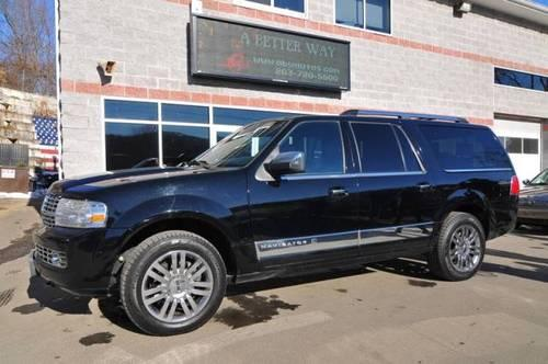 2007 lincoln navigator l suv for sale in naugatuck connecticut classified. Black Bedroom Furniture Sets. Home Design Ideas