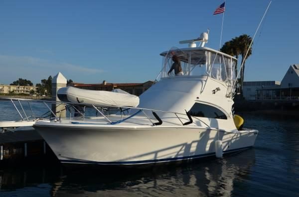 2007 luhrs 36 39 convertible boat yacht sport fishing obo for Fishing boats for sale san diego