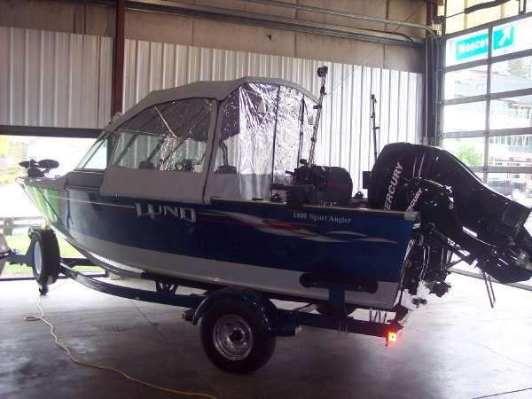 2007 Lund 1800 Sport Angler For Sale In Dover Idaho