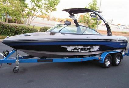 2007 Malibu V Ride Wakeboard Boat For Sale In Laredo