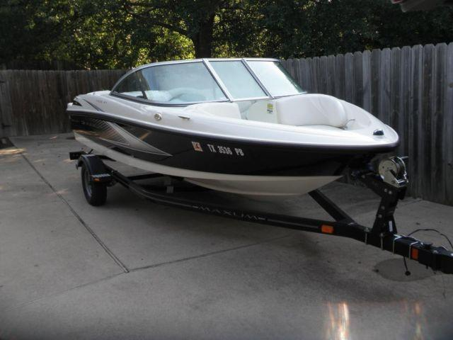 2007 maxum boat 18 ft for sale in longview texas classified. Black Bedroom Furniture Sets. Home Design Ideas