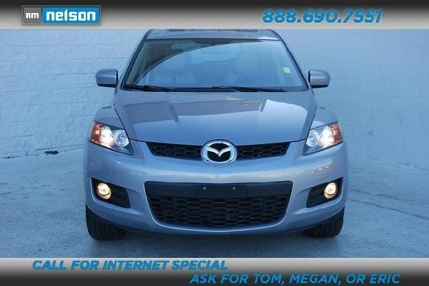 2007 mazda cx 7 grand touring suv for sale in antlers oklahoma classified. Black Bedroom Furniture Sets. Home Design Ideas
