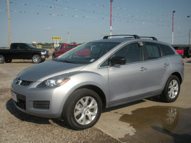 2007 mazda cx 7 touring for sale in roland oklahoma. Black Bedroom Furniture Sets. Home Design Ideas