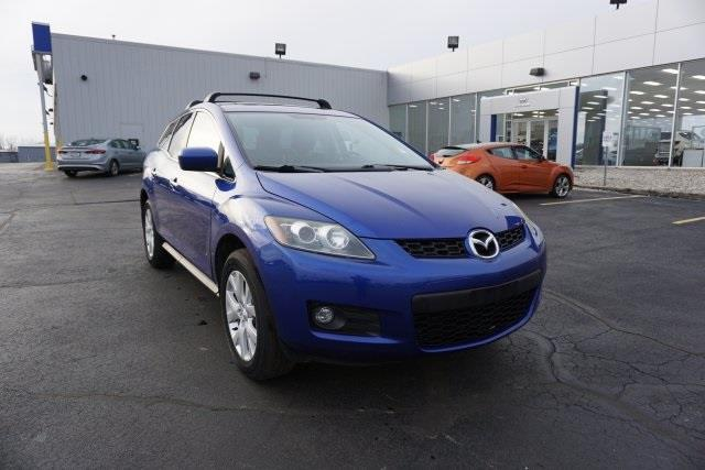 2007 mazda cx 7 touring awd touring 4dr suv for sale in fort wayne indiana classified. Black Bedroom Furniture Sets. Home Design Ideas