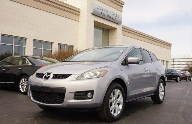 2007 mazda cx 7 touring awd touring 4dr suv for sale in northbrook illinois classified. Black Bedroom Furniture Sets. Home Design Ideas