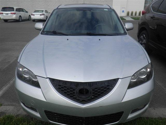 2007 mazda mazda3 s grand touring s grand touring 4dr sedan 2 3l i4 5m for sale in idaho falls. Black Bedroom Furniture Sets. Home Design Ideas