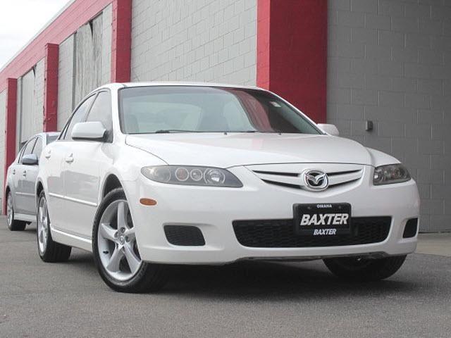2007 Mazda Mazda6 Car 4dr Sdn Auto i Sport VE for Sale in ...