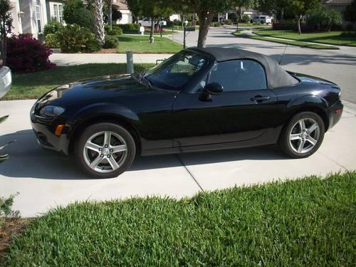 2007 mazda miata for sale in port charlotte florida classified. Black Bedroom Furniture Sets. Home Design Ideas