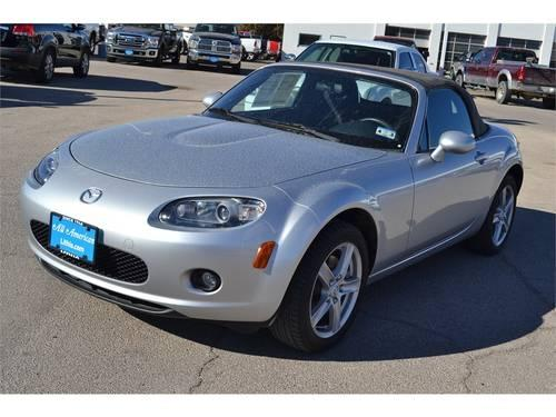 2007 mazda mx 5 2dr convertible for sale in odessa texas classified. Black Bedroom Furniture Sets. Home Design Ideas