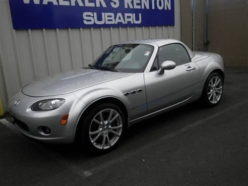 2007 mazda mx 5 convertible grand touring for sale in renton washington classified. Black Bedroom Furniture Sets. Home Design Ideas