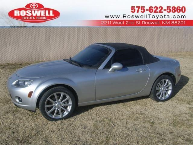 2007 mazda mx 5 convertible grand touring for sale in elkins new mexico classified. Black Bedroom Furniture Sets. Home Design Ideas
