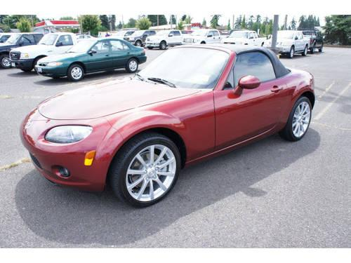 2007 mazda mx 5 miata convertible for sale in salem oregon classified. Black Bedroom Furniture Sets. Home Design Ideas