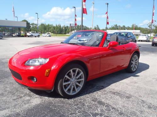 2007 mazda mx 5 miata convertible for sale in neuse forest north carolina classified. Black Bedroom Furniture Sets. Home Design Ideas