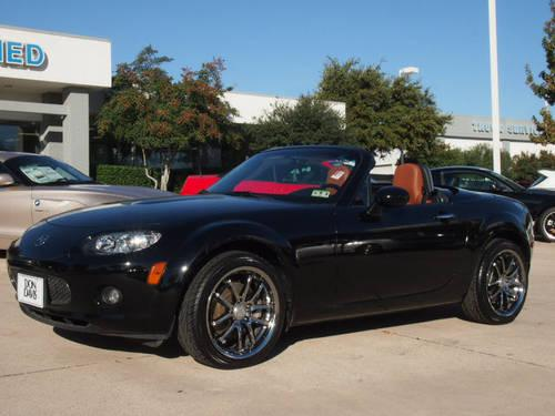 2007 mazda mx 5 miata convertible for sale in arlington texas classified. Black Bedroom Furniture Sets. Home Design Ideas