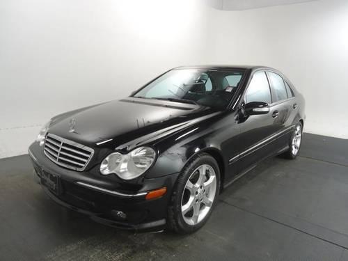 Doug Henry Tarboro Nc >> 2007 Mercedes-Benz C-Class 4D Sedan C230 for Sale in ...