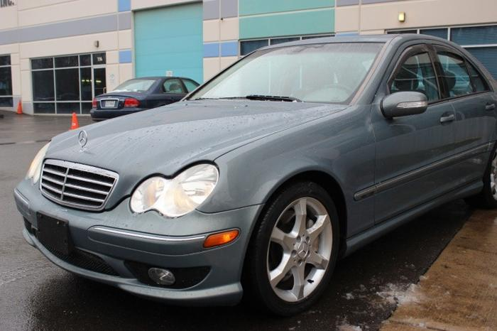 2007 Mercedes Benz C Class 4dr Sdn 2 5l Sport Rwd For Sale