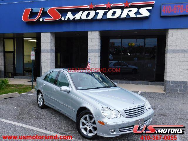 2007 Mercedes-Benz C-Class C 280 Luxury C 280 Luxury