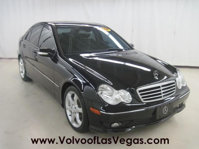 2007 mercedes benz c class c230 for sale in las vegas for 2007 mercedes benz c class c230