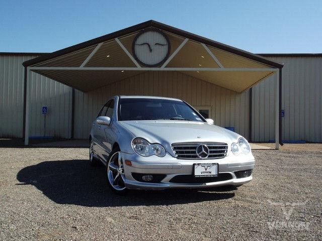 2007 mercedes benz c class c230 for sale in vernon texas for 2007 mercedes benz c class c230
