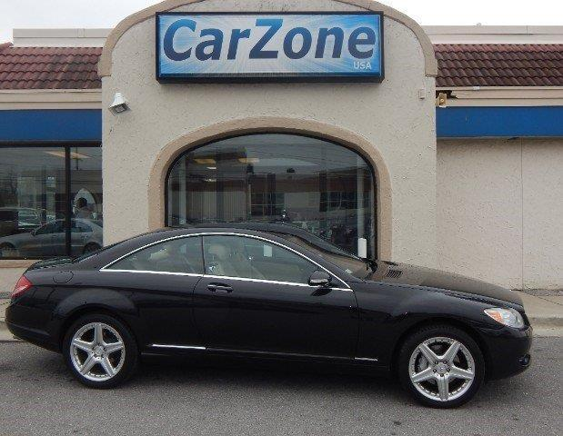 2007 mercedes benz cl class cl 550 cl 550 2dr coupe for for 2007 mercedes benz cl 550