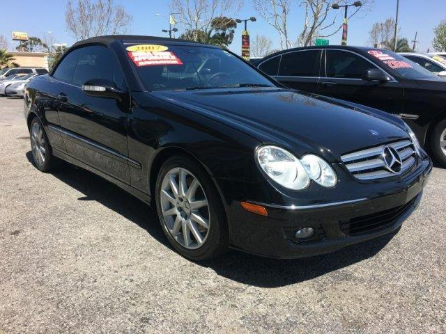 2007 mercedes benz clk clk 350 clk 350 2dr convertible for for Mercedes benz clk350 convertible for sale