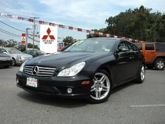2007 mercedes benz cls class coupe cls550 for sale in laurence harbor new jersey classified. Black Bedroom Furniture Sets. Home Design Ideas