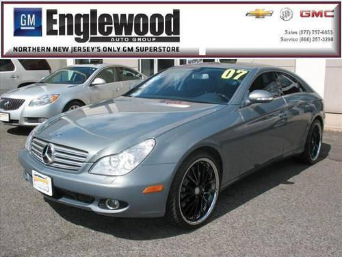 2007 mercedes benz cls class sedan cls550 for sale in for Mercedes benz of englewood