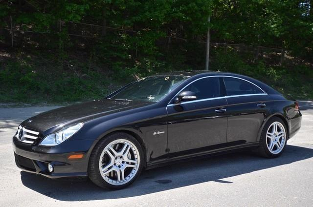 2007 mercedes benz cls63 sedan amg for sale in naugatuck for 2007 mercedes benz cls63 amg