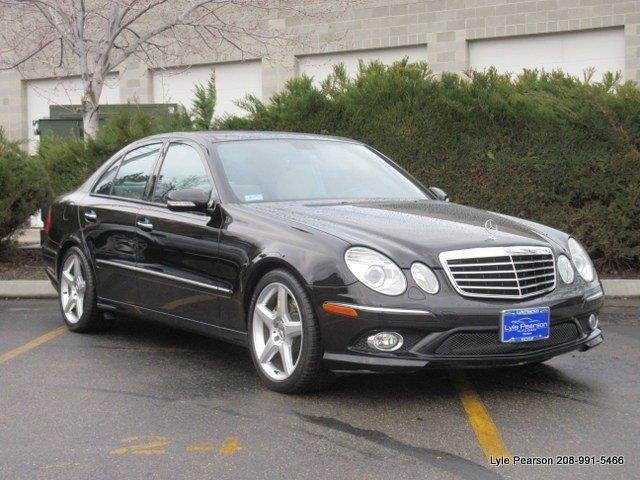 2007 mercedes benz e class e 350 e 350 4dr sedan for sale