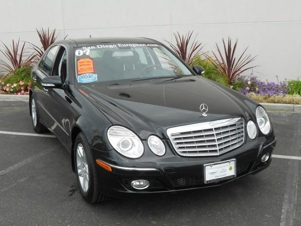 2007 mercedes benz e class e320 diesel for sale in for Mercedes benz san diego ca