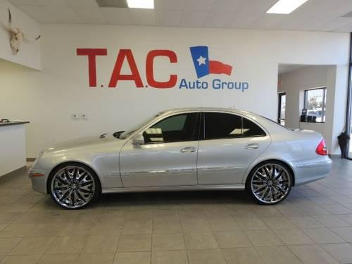 2007 Mercedes Benz E Class E350 22 Inch Rims For Sale In Austin