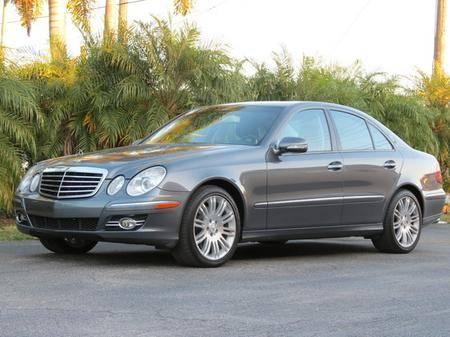 2007 mercedes benz e550 for sale in pembroke park florida classified. Black Bedroom Furniture Sets. Home Design Ideas