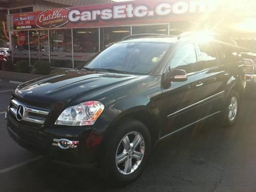 2007 mercedes benz gl class sport utility gl450 4matic for for 2007 mercedes benz gl class for sale