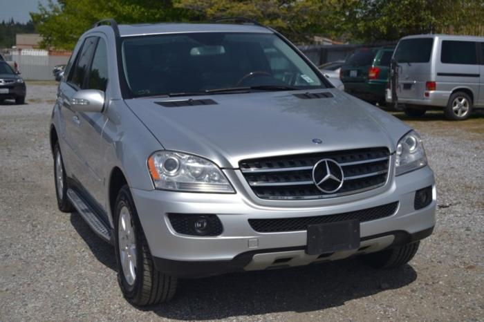 2007 mercedes benz m class ml320 for sale in cottage lake for 2007 mercedes benz ml350 for sale