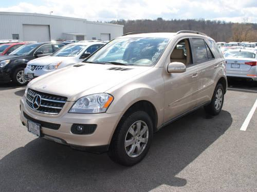 2007 mercedes benz m class suv 4x4 ml350 for sale in new for Mercedes benz ml 350 2007