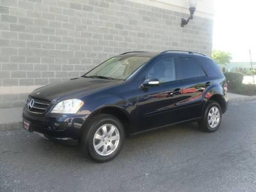 2007 mercedes benz m class suv ml350 for sale in saddle for 2007 mercedes benz m class ml350