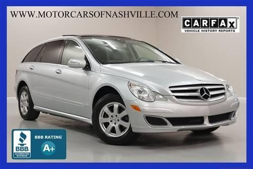 2007 mercedes benz r class suv r350 4matic 4dr 3 5l awd for 2007 mercedes benz r350 for sale
