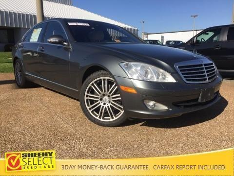 Sheehy Ford Midlothian >> 2007 MERCEDES-BENZ S-CLASS 4 DOOR SEDAN for Sale in Richmond, Virginia Classified ...