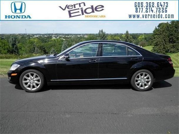 Ford dealer serving near sioux falls south dakota vern for 2007 mercedes benz s class s550 for sale