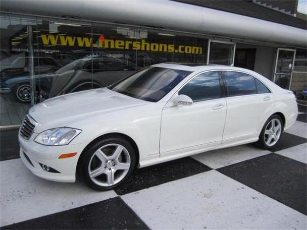 2007 mercedes benz s class for sale in springfield ohio