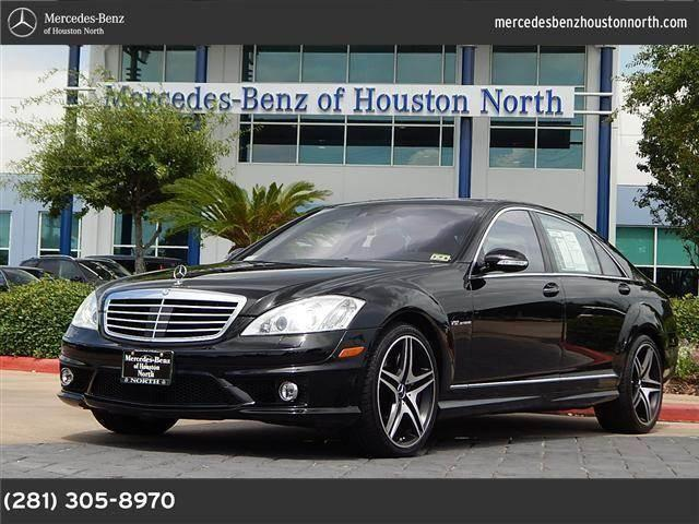 2007 mercedes benz s class for sale in houston texas for North houston mercedes benz dealer