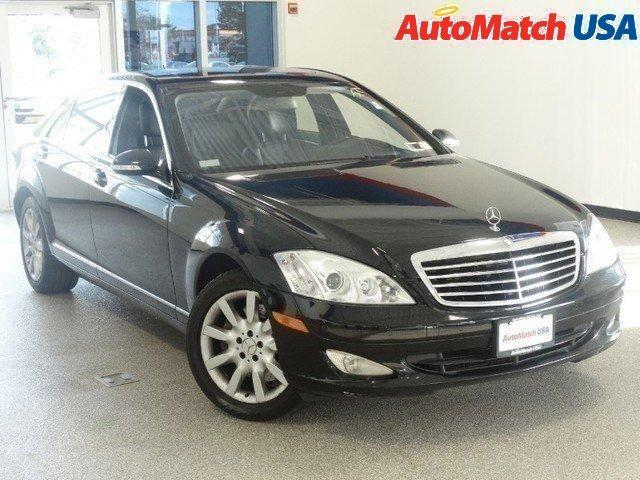 2007 mercedes benz s class awd s550 4matic 4dr sedan for for 2007 mercedes benz s class s550 for sale