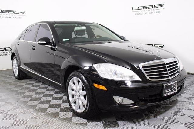 2007 mercedes benz s class s 550 4matic awd s 550 4matic for 2007 mercedes benz s class 550