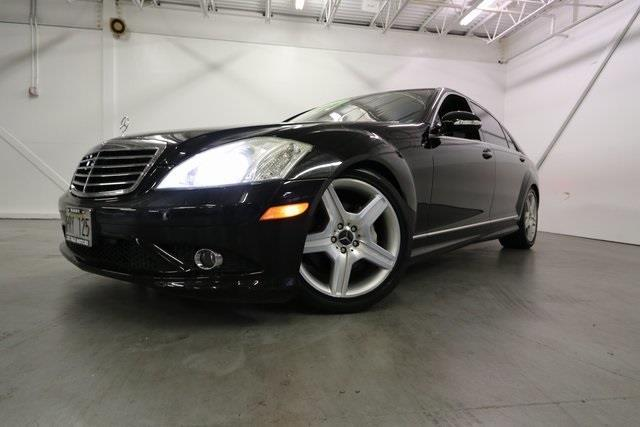 2007 Mercedes-Benz S-Class S 550 S 550 4dr Sedan