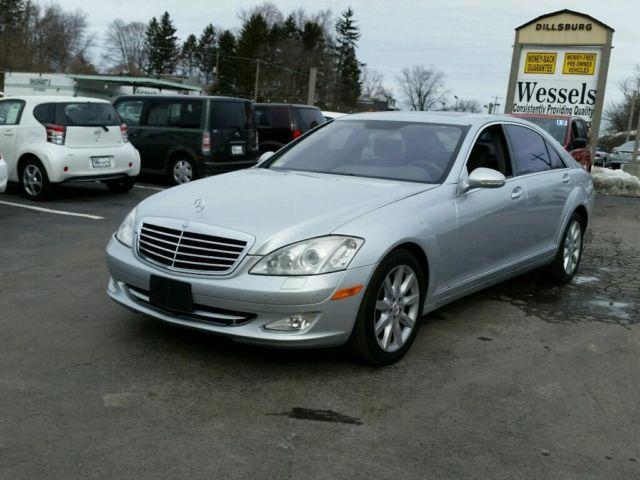 2007 mercedes benz s class sedan s550 4matic for sale in bermudian pennsylvania classified. Black Bedroom Furniture Sets. Home Design Ideas
