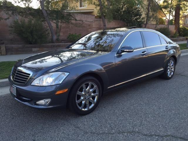 2007 mercedes benz s550 for sale in chatsworth california classified. Black Bedroom Furniture Sets. Home Design Ideas