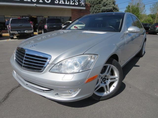 2007 mercedes benz s550 v8 rwd for sale in west jordan for Mercedes benz 2007 s550 for sale