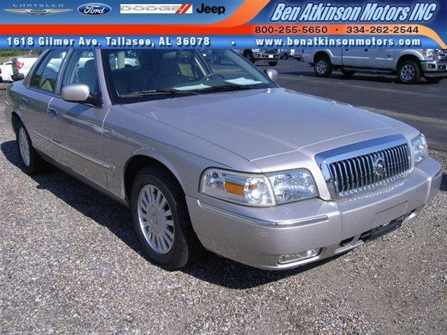 2007 mercury grand marquis ls for sale in tallassee. Black Bedroom Furniture Sets. Home Design Ideas