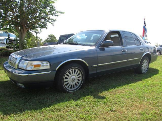 2007 mercury grand marquis ls for sale in fort meade. Black Bedroom Furniture Sets. Home Design Ideas